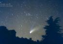 Naked eye comets through a lifetime